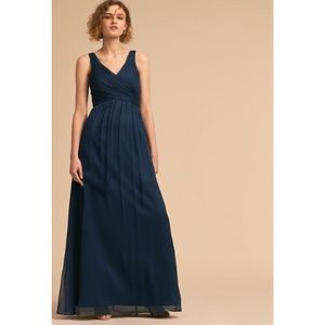 Anthropologie BHLDN Angie Bridesmaid Maxi Dress